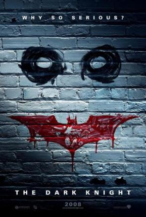 Batman – The Dark Knight 'Why So Serious?' Movie Poster