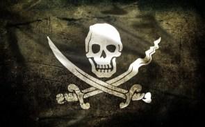 Skull & Crossbones Wallpaper