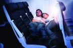Airline Brings Cuddle-Class Seating to Coach