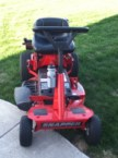 New snapper 28″ 12.5hp lawn mower