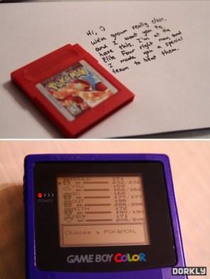 Pokemon Proposal