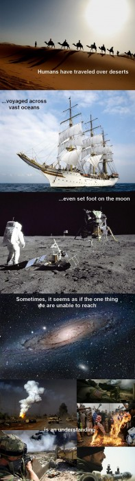 Humans Can Reach Almost Anything…