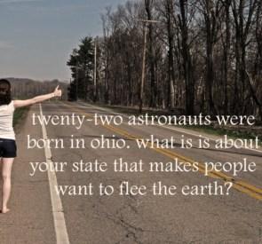 Ohioans flee Earth