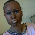Worst duckface ever