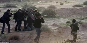Paparazzi in Libya