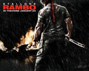 Rambo IV – Machete fun