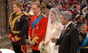 Lord of Time at a Royal Wedding