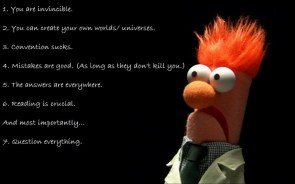 Muppet Rules of Science