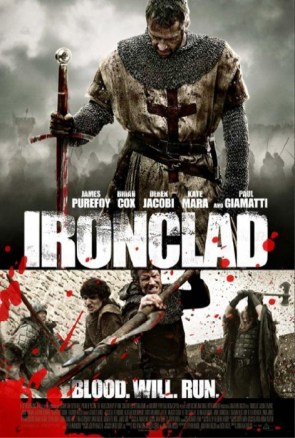 Ironclad Movie Posters