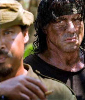 Rambo IV – Burmese Soldier