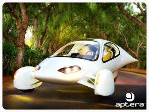 Aptera hybrid vehicle
