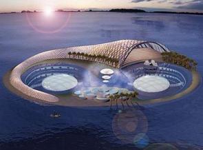 Hydropolis Undersea Resort