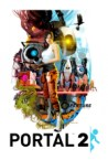 Portal2 70s style movie poster