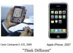 Casio vs iphone
