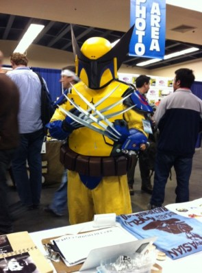 Wolverine/Boba Fett