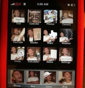 Epic iphone custom icons