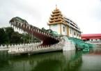 Croc temple