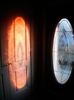 Eye of Sauron door