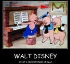 Shit, Walt Disney
