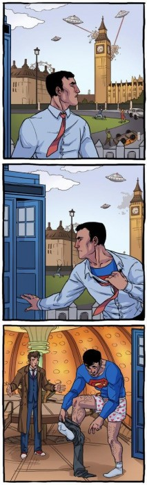 clark goes to england