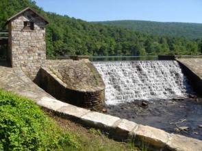Greenwood Lake Dam