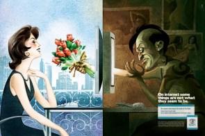 Beware of the Internet