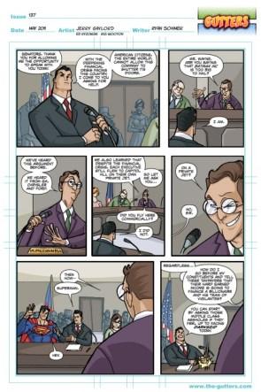 Batman Inc Bailout