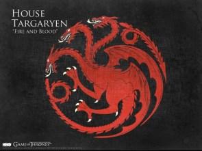 Game Of Thrones – House Of Tararyen Wallpaper