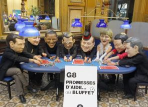 G8 Promises of Aid …who's bluffing?
