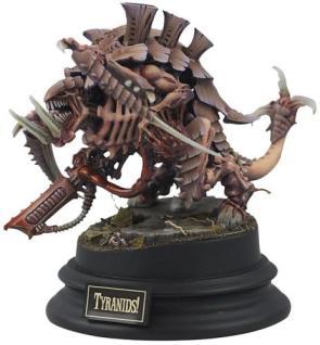 Tyranids warhammer model