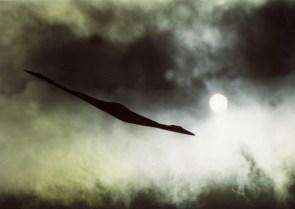 Cloudy UFO