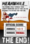 Zombies vs. humans