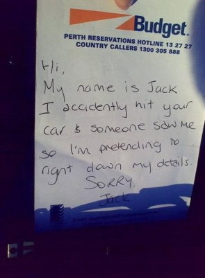 clever note
