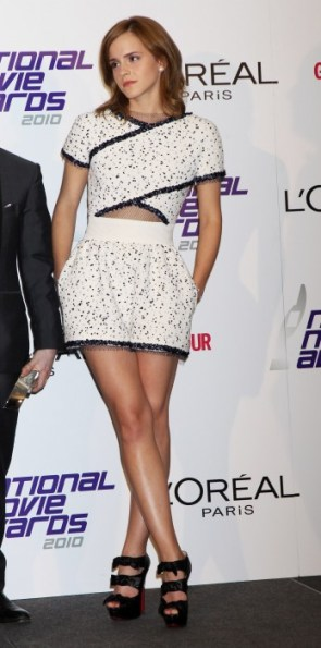Emma short skirt