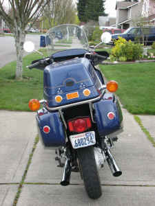 1978 Honda GL1000 Goldwing