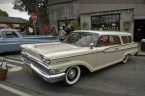 1959 Mercury Commuter Station Wagon