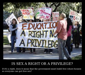 "What is a ""priviledge"" anyway?"