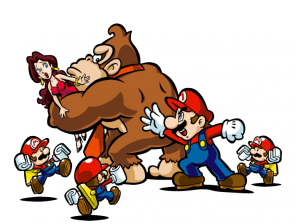 donkey kong attempts rape