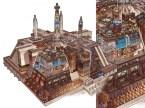 Jedi Temple cutaway