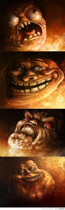 Rage faces 2.0
