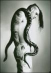 Phil Anselmo and big snake