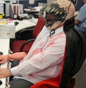 Zombie Help desk