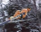 sumo ski jump