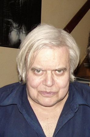 HR Giger is a creepy looking dude