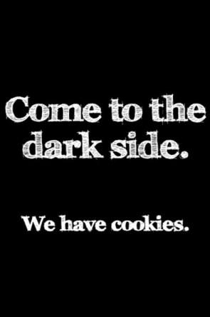 We Have Cookies.