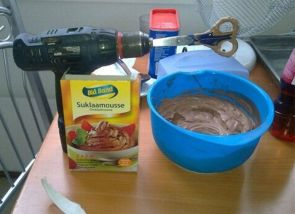 Ghetto mixer