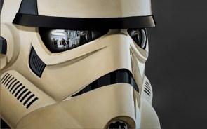 troopers eyes
