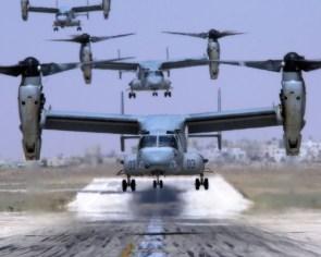 ospreys landind