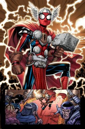 Spider-Man: God of Thunder