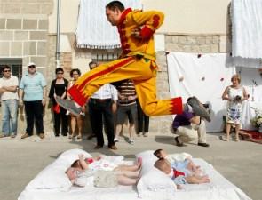 Spanish Baby Jumping